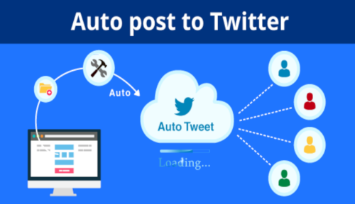 PHP Twitter Auto Post with images